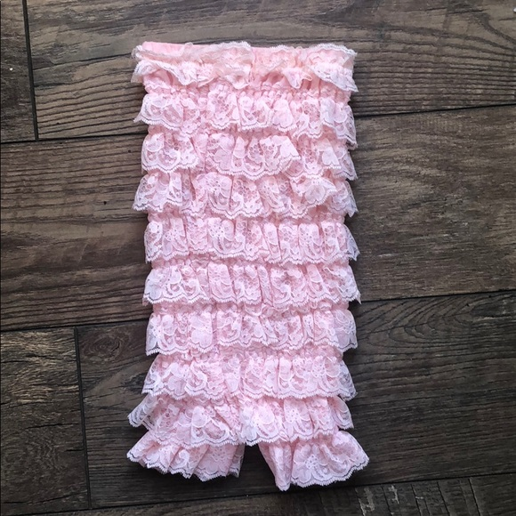 Other - Infant Laced Romper